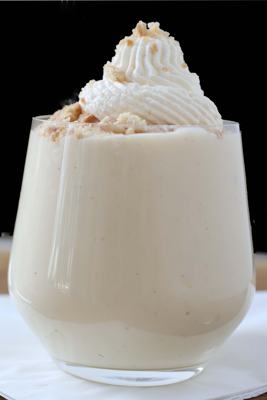 Make Vanilla Pudding