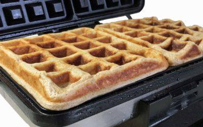 How To Make Waffles: An Easy Recipe with Greek Yogurt