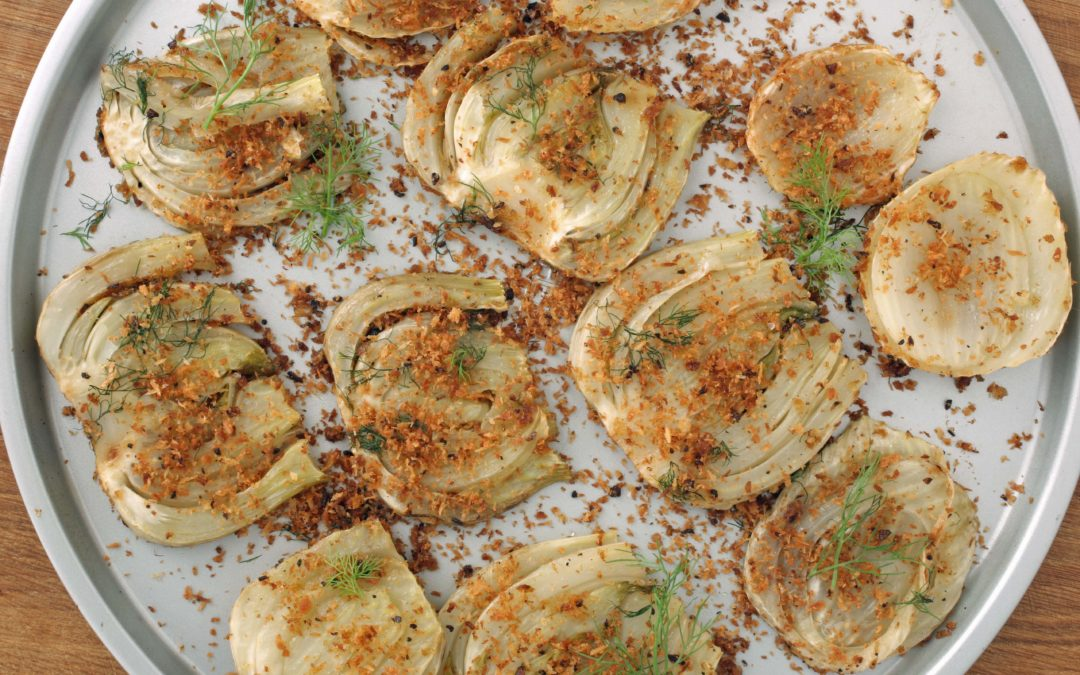How To Roast Fennel and Give It Some Crunch