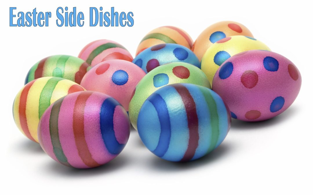 Easter Side Dishes – A Roundup