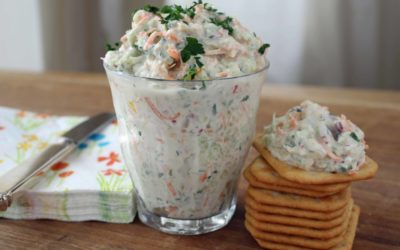 How To Make Vegetable Dip