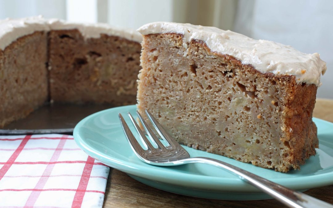 How To Make Applesauce Cake