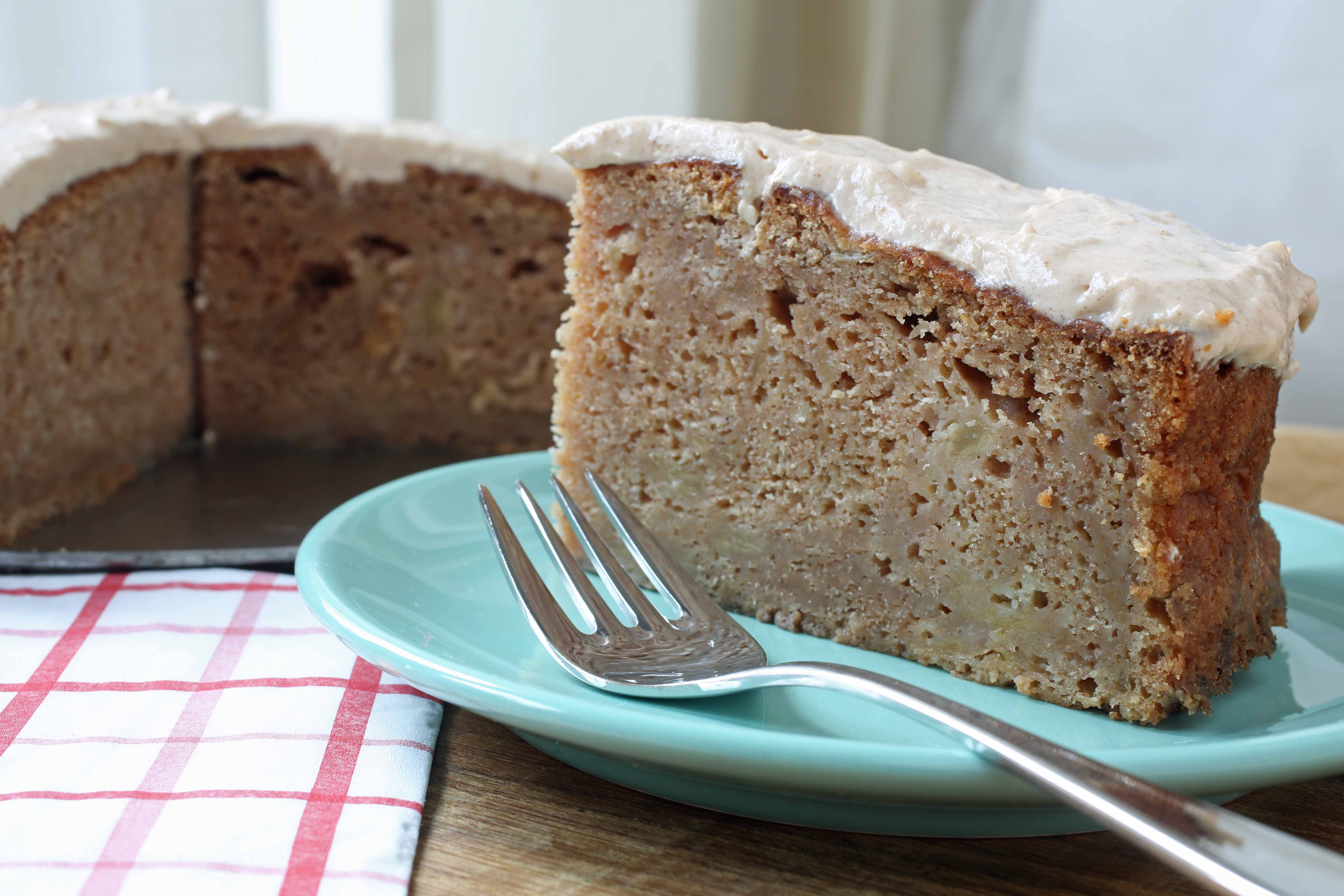 How To Make Applesauce Cake The Culinary Exchange