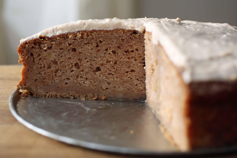 How To Make Applesauce Cake