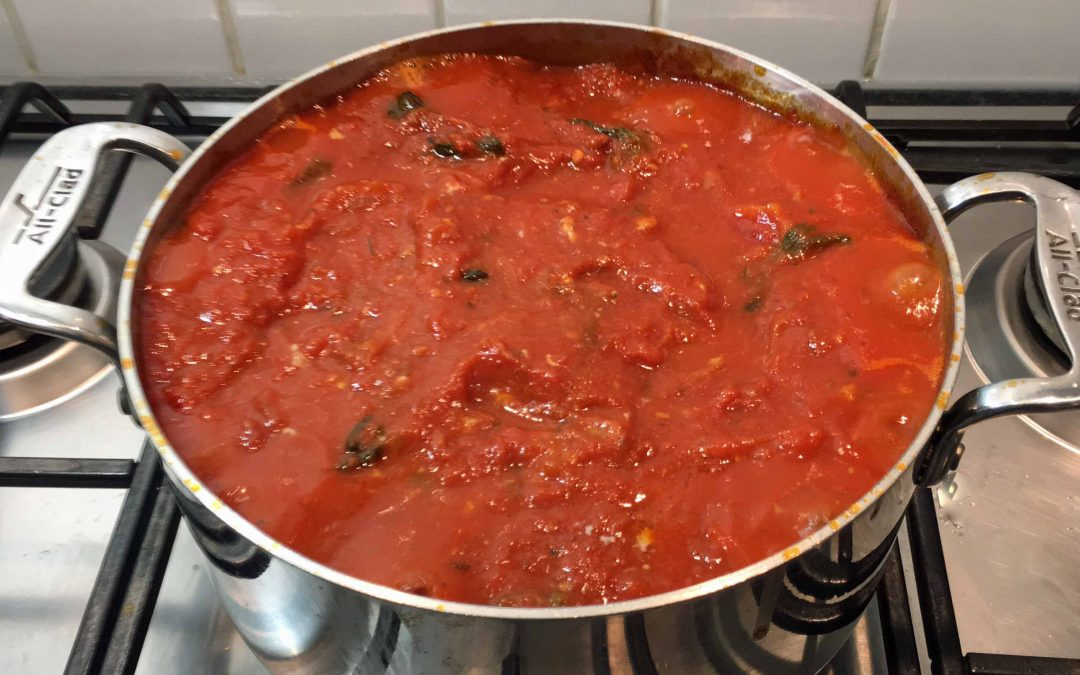How To Make Tomato Sauce – For All Things