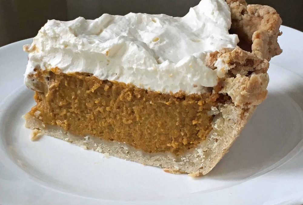How To Make Pumpkin Pie With Fresh Pumpkin